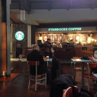 Photo taken at Starbucks by Jacky W. on 1/28/2014