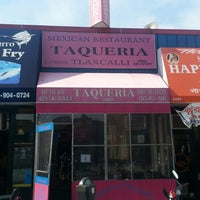 Photo taken at Taqueria Tlaxcali by Darius H. on 5/31/2013