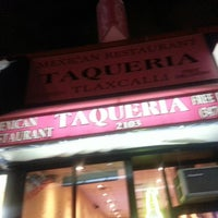 Photo taken at Taqueria Tlaxcali by Darius H. on 10/13/2013