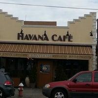 Photo taken at Havana Cafe by Darius H. on 2/22/2013