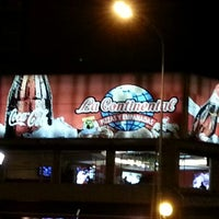 Photo taken at La Continental by Gustavo D. on 11/10/2012