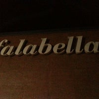 Photo taken at Falabella by Gustavo D. on 2/10/2013