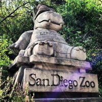 Photo taken at San Diego Zoo by Eric V. on 3/27/2013