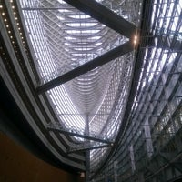 Photo taken at Glass Building by Kaz I. on 11/30/2012