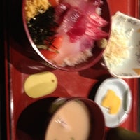 Photo taken at さかなやさんの居酒屋 魚八 by K on 10/23/2012