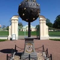 Снимок сделан в Дворцово-парковый ансамбль «Ораниенбаум» пользователем Ekaterina M. 7/26/2013