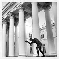 Снимок сделан в Александровский дворец пользователем Павел А. 5/6/2013