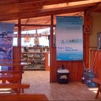 Photo taken at Mina Invierno, Isla Riesco by Z H. on 11/25/2012