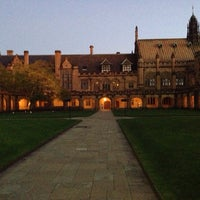 Photo taken at The University of Sydney (USYD) by Phillip Z. on 7/27/2013