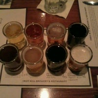 Photo taken at Iron Hill Brewery & Restaurant by Fernando S. on 12/12/2012