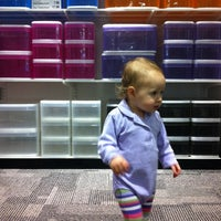Photo taken at The Container Store by Dale H. on 10/7/2012