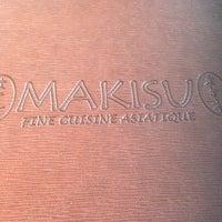 Photo taken at Makisu Sushi by Marie-Anne N. on 8/24/2014