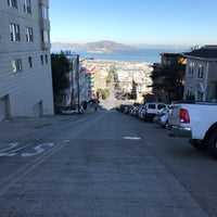 Photo taken at Russian Hill by Michael D. on 10/26/2017