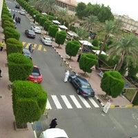 Photo taken at College of Arts | كلية الاداب by Khadeja_ A. on 11/20/2012