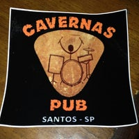 Photo taken at Cavernas Pub by Felipe R. on 8/31/2014