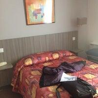 Photo taken at Hotel Avia Saphir Montparnasse Paris by Sylvain D. on 3/19/2013