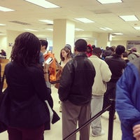 Photo taken at New York State DMV by aface on 2/27/2013