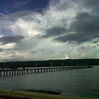 Photo taken at Bluejaz Private Wharf by Am-Am L. on 11/7/2012