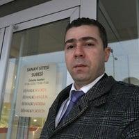 Photo taken at Halkbank by Mustafa A. on 1/18/2017