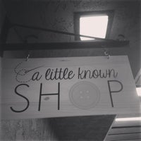 Photo taken at A Little Known Shop by Sara B. on 6/22/2013