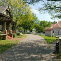 Photo taken at Dallas Heritage Village by William R. on 3/26/2017