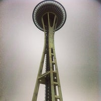 Photo taken at Space Needle by William R. on 5/16/2013