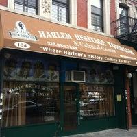 Photo taken at Harlem Heritage Tours (Harlem Heritage and Cultural Center) by JJay043 on 12/24/2012