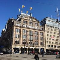 Photo taken at De Bijenkorf by JJay043 on 3/12/2013