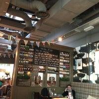 Photo taken at The Tin Goose (Pub & Kitchen) by JJay043 on 3/17/2013