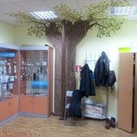 "Photo taken at Школа массажного искусства ""Жива"" by Vladyslav D. on 1/23/2013"