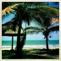 Photo taken at Sheraton Gambia Hotel Resort & Spa by Shir W. on 2/18/2013