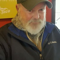 Photo taken at Del Taco by Keith L. on 1/21/2017