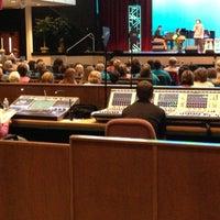 Photo taken at Spillman Auditorium by Chelsie M. on 4/19/2013