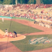 Photo taken at Eastwood Field by David B. on 6/17/2014