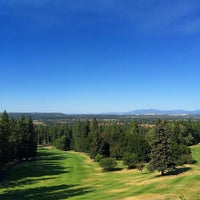 Photo taken at Indian Canyon Golf Course by Jamie S. on 7/31/2015