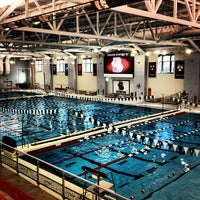 Photo taken at Brown Aquatics Center by Jamie S. on 3/10/2013