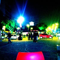 Photo taken at Plaza Foch by Jairsinho N. on 12/13/2012