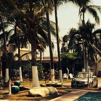 Photo taken at Hotel Villa Bonita by Jairsinho N. on 4/21/2014