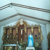 Photo taken at San Agustin Church by m0mmey on 10/30/2013