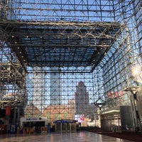 Photo taken at Jacob K. Javits Convention Center by Mike R. on 4/17/2013