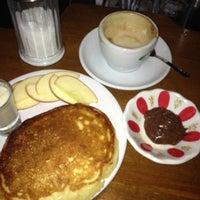 Photo taken at Atlas Pancakes by Yvonne S. on 11/4/2012