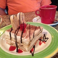 Photo taken at Lillian's Italian Kitchen by Mike S. on 3/20/2014