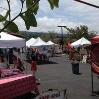Photo taken at Keauhou Farmer's Market - Sheraton by Mike S. on 7/19/2014