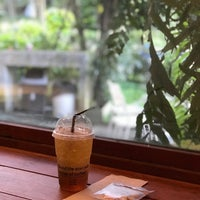Photo taken at AIYA Cafe' by CHELSEANNE on 10/27/2017