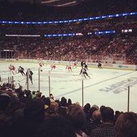 Photo taken at Honda Center by Jeff M. on 5/9/2013