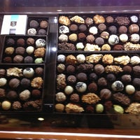 Photo taken at CocoaBella Chocolates by Jen W. on 7/13/2013
