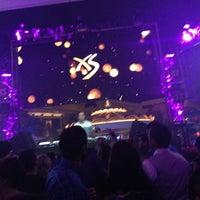 Photo taken at XS Nightclub by Shan M. on 9/3/2013