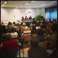 Photo taken at Liceo Ginnasio Statale Orazio by Martino B. on 4/6/2013