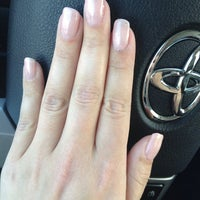Photo taken at Classy Nails by Erica B. on 7/28/2013