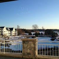 Photo taken at The Osthoff Resort by Erica B. on 4/4/2013